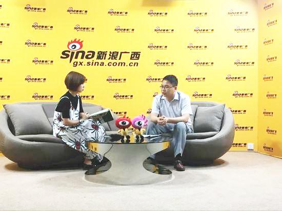专访新浪广西电子商务学院执行院长刘君