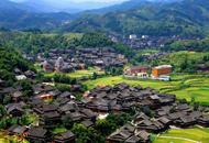 广西三江平岩村获评十大最美乡村