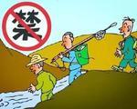 南宁严打邕江非法捕捞 市民发现电鱼炸鱼请举报