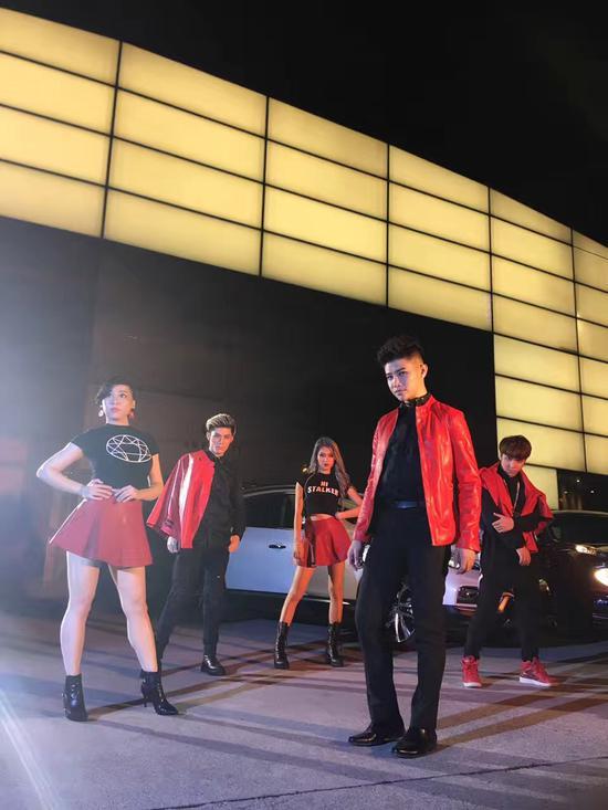 MV拍摄花絮