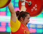 广西举重女将亚洲赛场显神威 李荣艳斩获三金