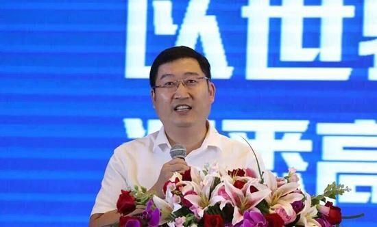 广西高铁商旅服务有限公司董事长张志勇讲话