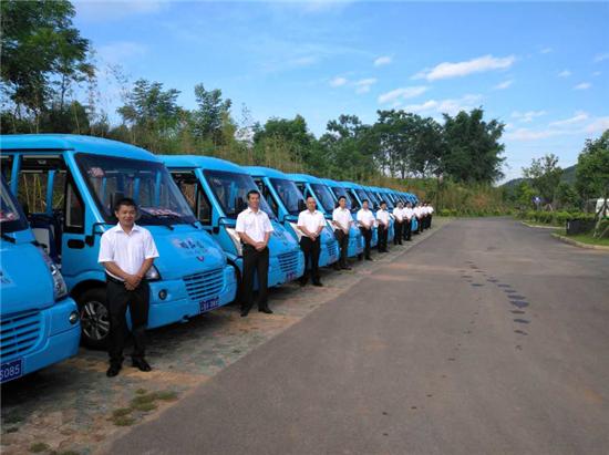 景区观光车服务