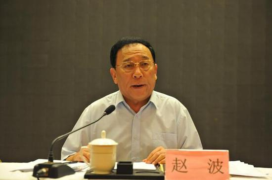 自治区司法厅党委书记、厅长 赵波