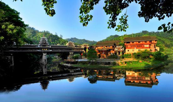 皇都侗文化村.