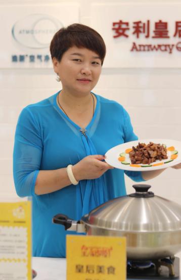 徐娅:用美食诠释爱与传承的云南女人