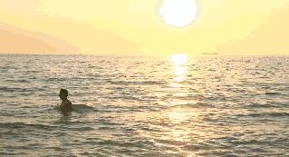 私奔到涠洲岛 清凉夏日与碧海蓝天相约(图)