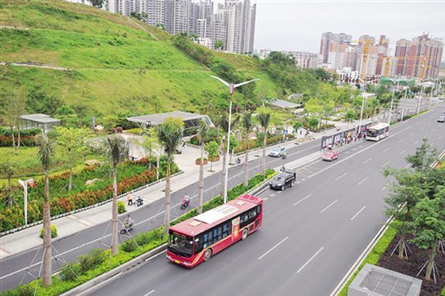 国家首批公交都市创建城市 南宁桂林贵港3市入选