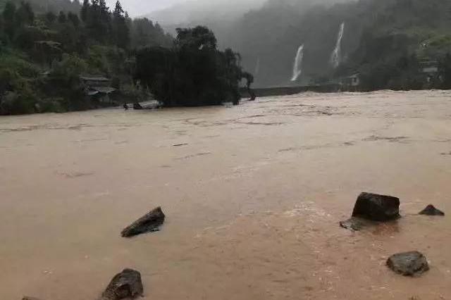 注意!柳州融水县景区景点采取临时紧急关闭措施