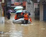桂林暴雨袭城!大雨大水里还有这些暖心画面