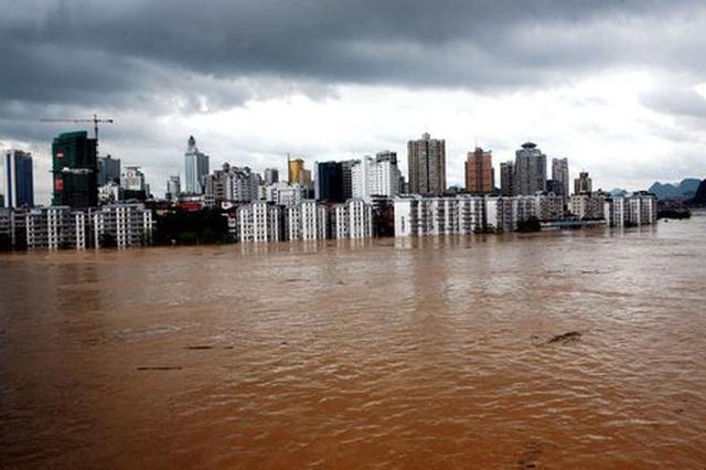 柳州1至7月多次遭灾 数百农房倒损获近500万理赔
