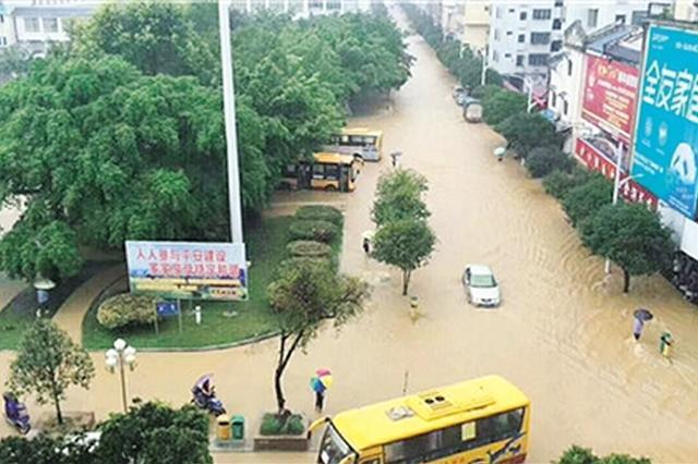 强降雨来势汹汹!广西近8万人受灾:6人遇难1人失踪