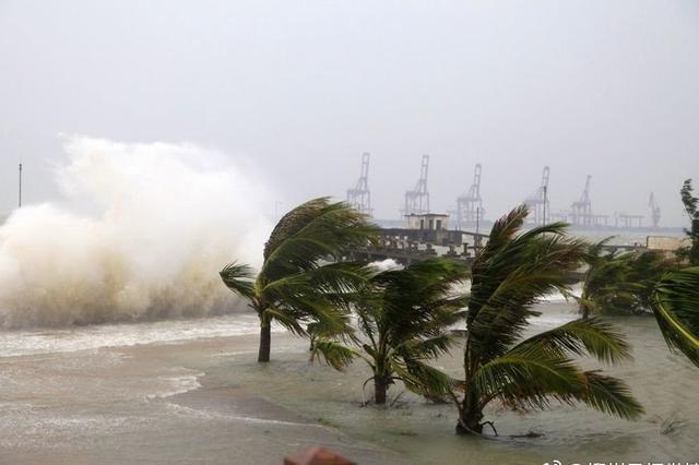 预计将有3至4个台风影响广西 抓紧强降雨防御工作