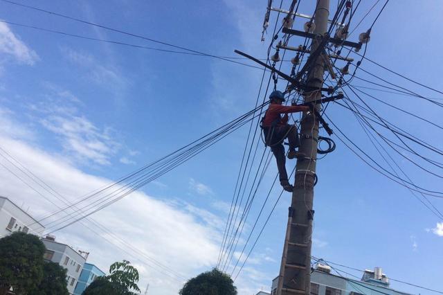 广西电网推进南宁城中村电网改造升级