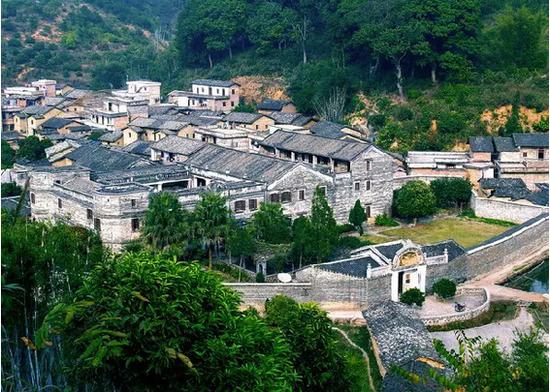 日渐消失的岭南文化 都留在广西这座千年古城了