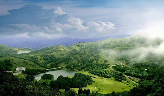 广西最美九大森林!去过这些地方 再也不想回来了