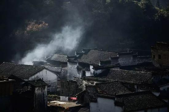 广西最隐秘的石头寨 只有27户人家的世外桃源
