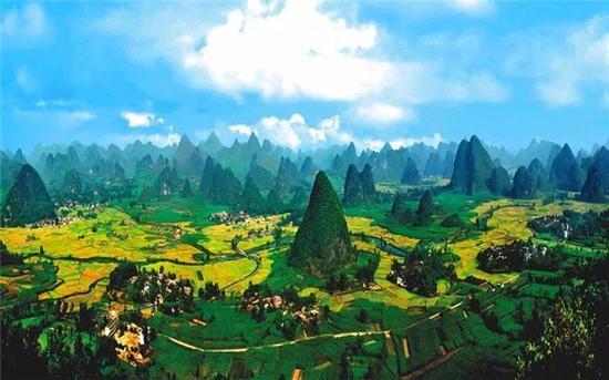 柳州85个乡镇简历出炉 风景独特、经济繁华这里都有