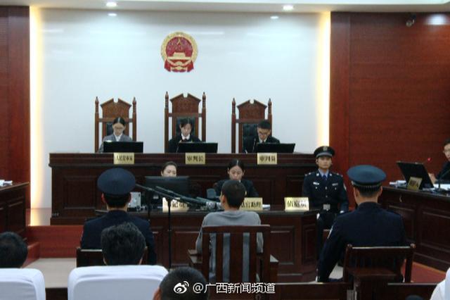 南宁:庭审要求非法证据排除 侦查员收押员出庭作证