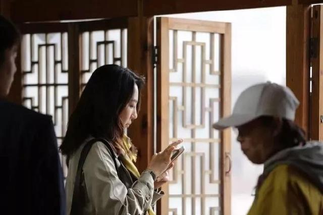 又有大片在桂林拍摄啦!白百何和少红导演都在龙胜