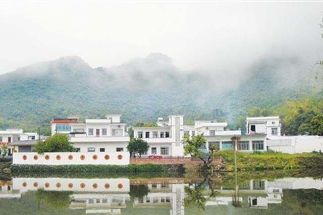 综合整治美丽乡村环境 南宁新增一批特色村貌乡村