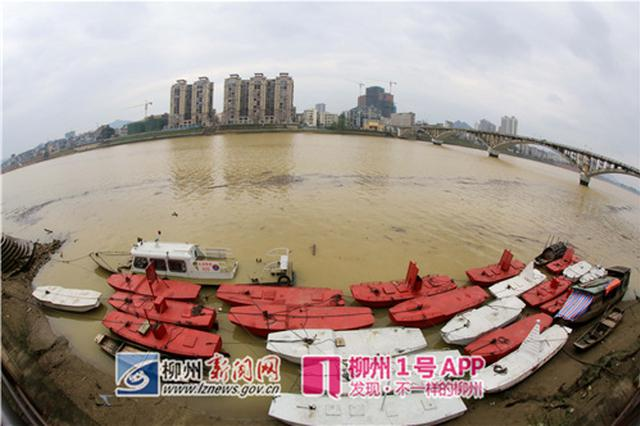 柳州北部三县遭遇强降雨!柳江上游融江提前进入汛期