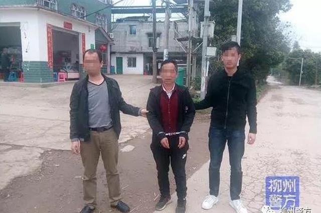 """柳州六旬""""扒手""""连续七年进看守所 被抓时语出惊人"""