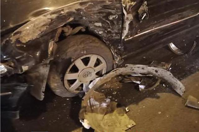 柳州文昌桥3·12撞车事故:肇事司机欧某系毒驾负全责