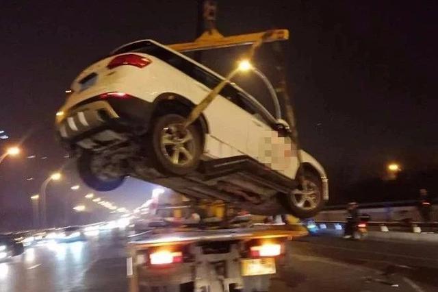 连撞两车撞飞前轮 柳州3·12事故肇事司机测定为毒驾