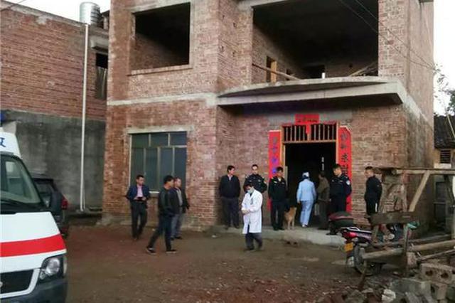 农民工夫妇到柳城在建私人房施工 雷电后生死离别