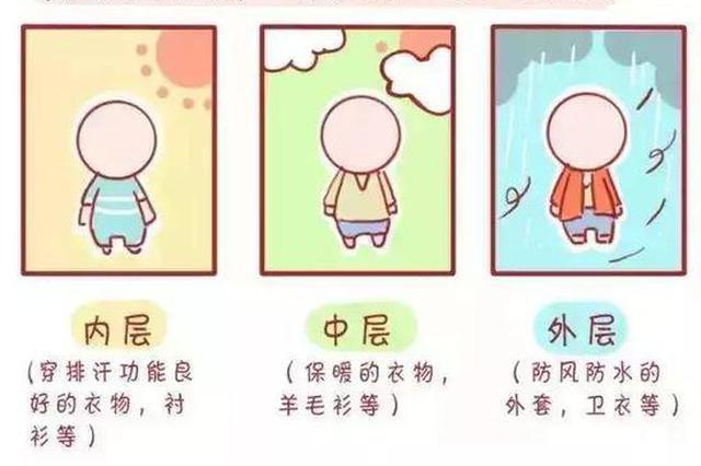 """春分到!桂林昼夜温差10℃ 可选择""""洋葱穿衣法"""""""
