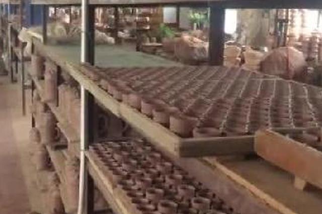中国四大名陶的坭兴陶是怎样制成的?带你去钦州看看