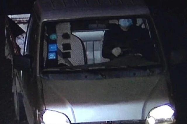 柳州一小货车深夜被盗 偷车贼的回答给车主敲响警钟