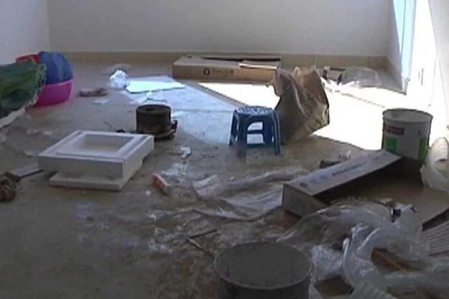 柳州:新房装修开工一月就停工 何时复工却不知