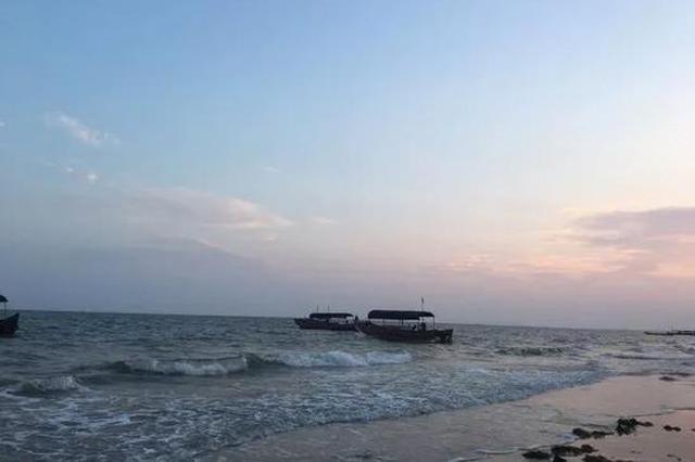 广西有一个景美人稀美食多的海洋天堂 你知道在哪吗