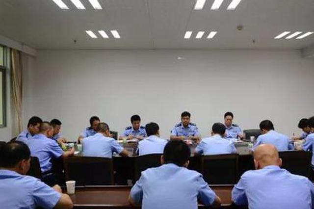 跨国卖淫!广西钦州这条街查获了8个淫窝 24人被抓获