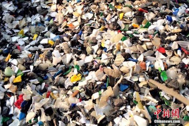中国打击固体废物非法转移倾倒 广西曾发生多起案件