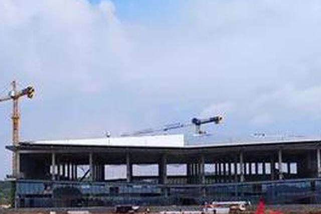 梧州西江机场力争今年年底具备试飞条件 此景可待