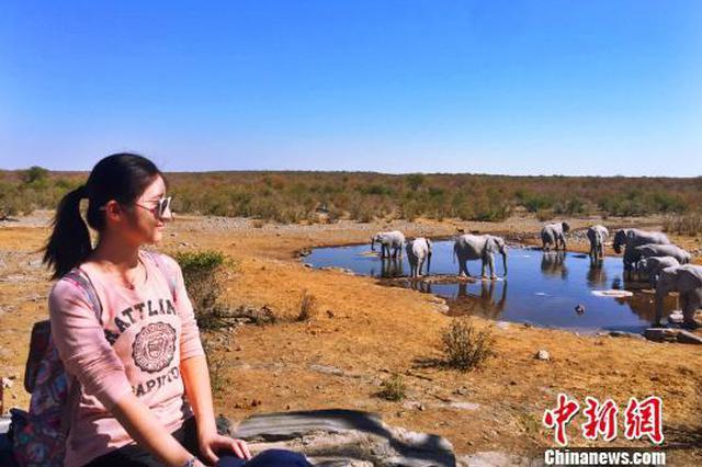 """""""非漂""""的90后中国女孩:走进非洲才能体会非洲"""