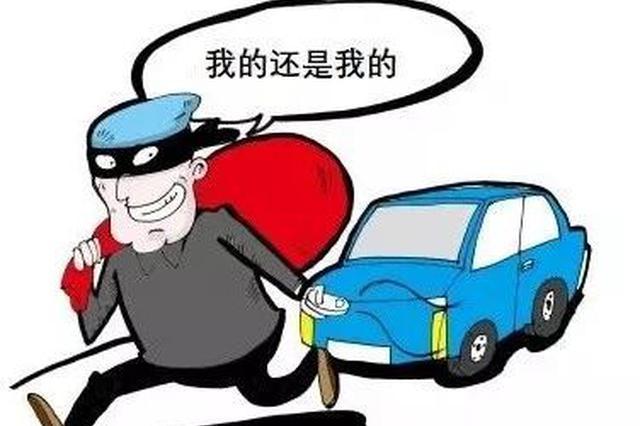 车子被交警部门暂扣 邕男子竟凌晨翻墙偷偷把车开走