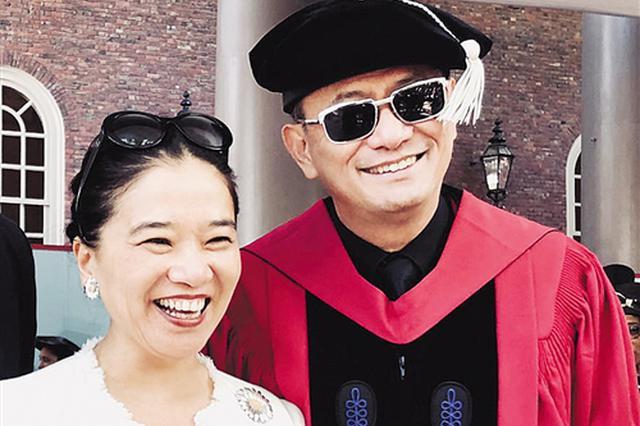 王家卫成史上第一位获哈佛大学荣誉博士的亚洲导演