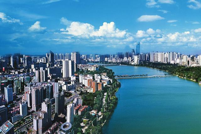 再创新高!南宁城市综合信用排名三连升