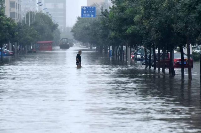 """暴雨将再度""""侵袭""""两广地区 专家提醒防范城市内涝"""