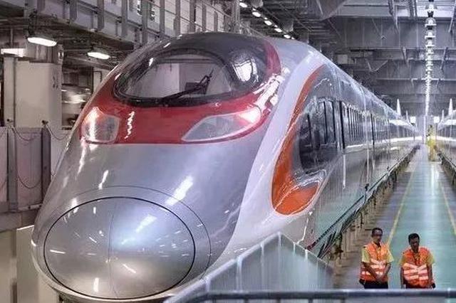 广深港高铁有望9月通车!出入境通关最多半小时