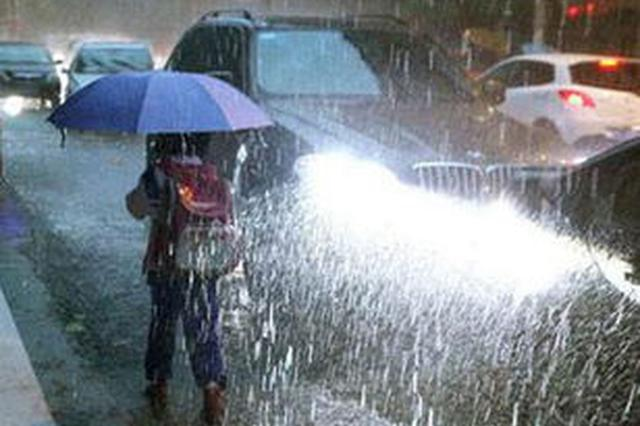 未来2天广西大部仍多降水 河池等7市防强降雨强对流