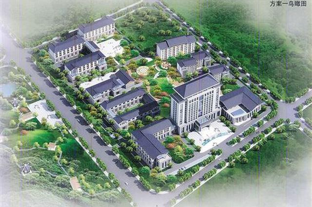 南宁市五象养老服务中心明年迎客 设置2000张床位
