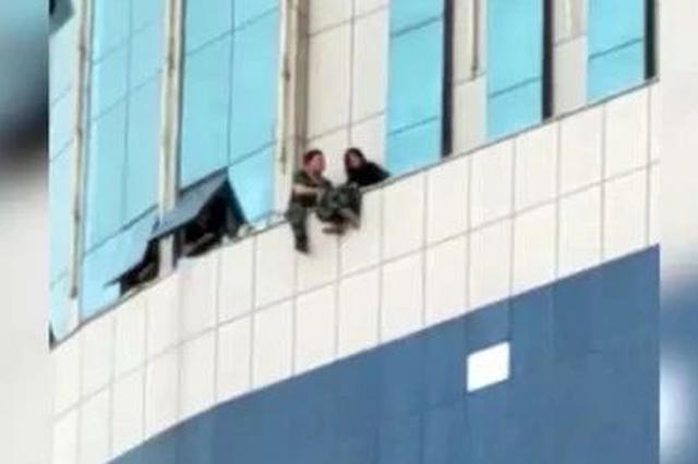 女生疑遭班主任猥亵抑郁跳楼!部分起哄围观者被拘留