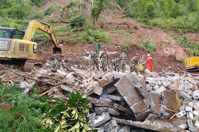 强降雨造成广西9万多人受灾 因灾死亡3人