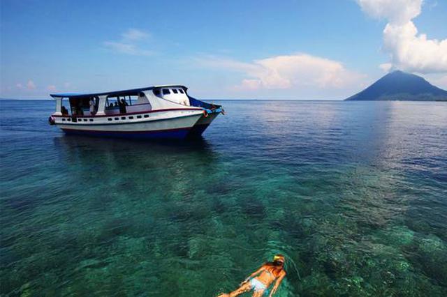 南宁:暑期前往印尼美娜多可选择乘坐包机航
