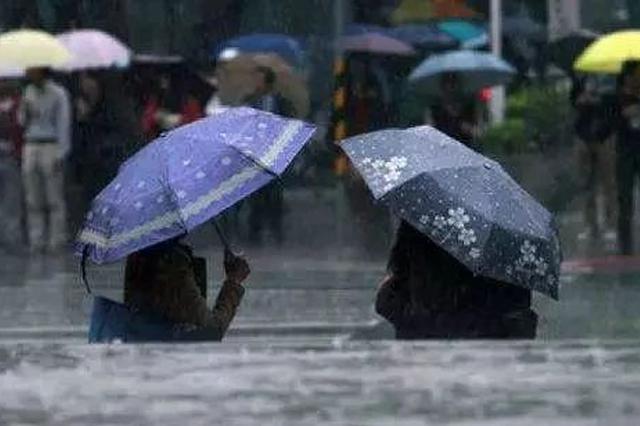 连续7天高温预警!大暑+三伏天 柳州莫慌雨在路上了